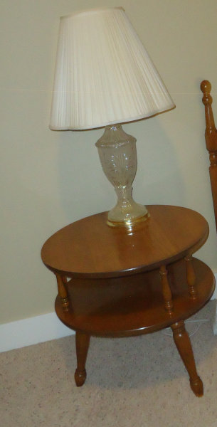 lamp-and-table